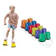 S&S® Plastic Bucket Stilts Set, 6/Pack