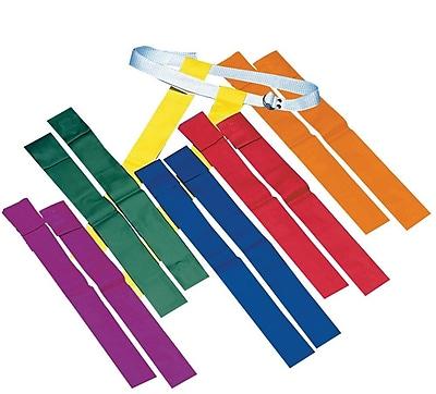 S&S® Spectrum™ 12/Set Football Flag Set (W10087006)