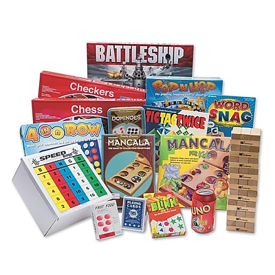 S&S® Games Value Pack