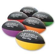 "Spectrum™ Youth Football Set, 8 1/2""L, Assorted, 6/Set"