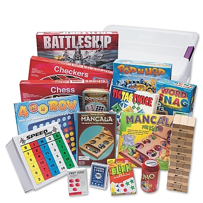 S&S® Value Games Easy Pack In A Tub