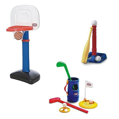 S&S® Little Tikes™ Sports Starter Easy Pack