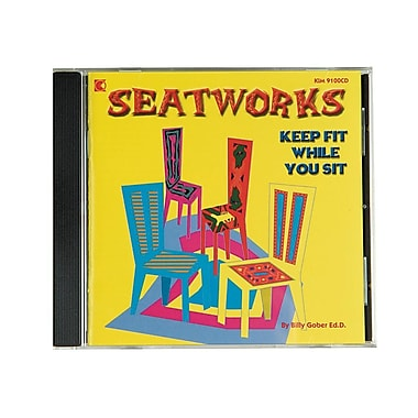S&S® Seatworks CD