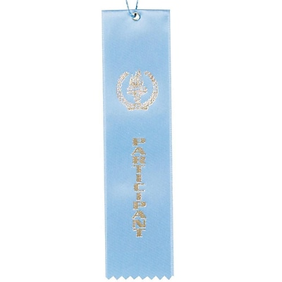 Image Awards Light Blue Participant Award Ribbon