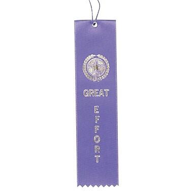 Image Awards Purple Great Effort Award Ribbon