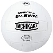 "Tachikara® Performance Volleyball, 25.6 - 26.4"", White"