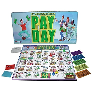 Winnig Moves® Payday® Board Game