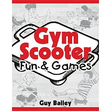 S&S® Gym Scooters, Fun & Games, Grades 1 - 8