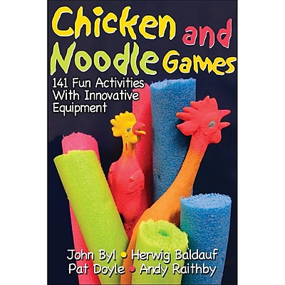 Human Kinetics Chicken and Noodle Game Book