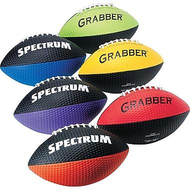 Spectrum™ Grabber Footballs, 10 1/2