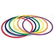 "Spectrum™ 36"" Flat Hula Hoops Set"