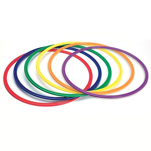"Spectrum™ 30"" Flat Hoops Set"