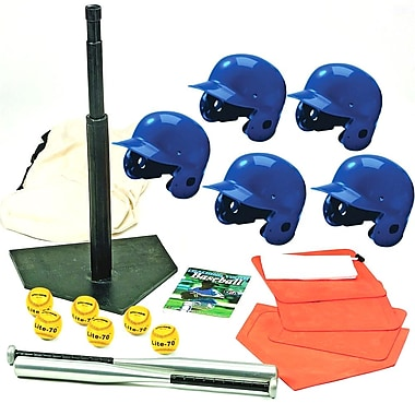 S&S® T-Ball Starter Pack With Helmets