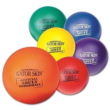 Gator Skin® Official Adult Dodgeball, 8.3