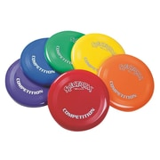 "Spectrum™ 10"" Competition Flying Disc, 6/Set"