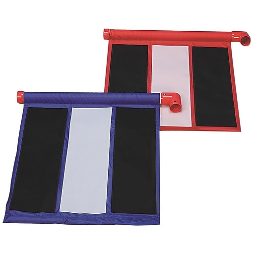 S&S® Scooter Flag Tag Game Targets, 2/Pack
