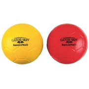 Gator Skin® Soccer Ball, Red