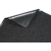 "Guardian Golden Series Polypropylene Wiper Mat 72"" x 48"", Charcoal"