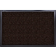 "Guardian UltraGuard Polypropylene Wiper Mat 60"" x 36"", Chocolate"