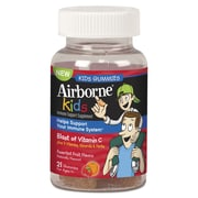 Airborne® Immune Support Supplement With Vitamin C Chewable Gummies For Kids, 21/Pack
