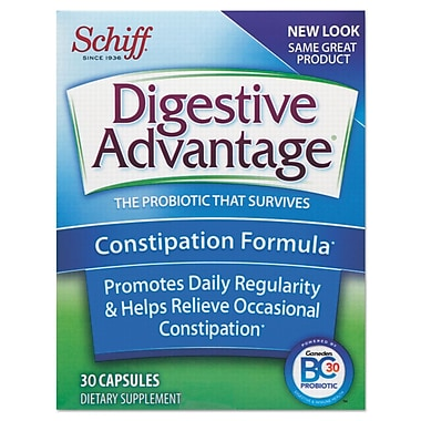 Digestive Advantage® Probiotic Constipation Relief Capsules, 30/Pack