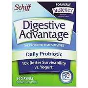 Digestive Advantage® Daily Probiotic Capsules, 30/Pack