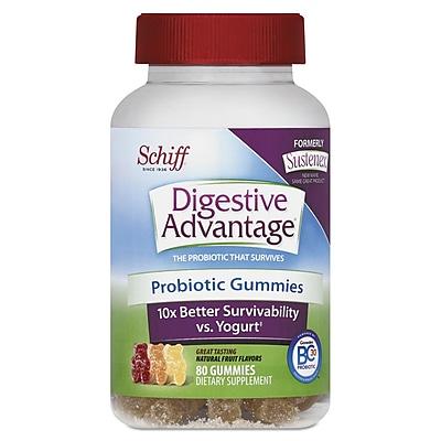Digestive Advantage® Probiotic Gummies, 80/Pack