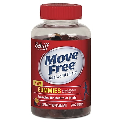 Move Free Total Joint Health Gummies, 70/Pack