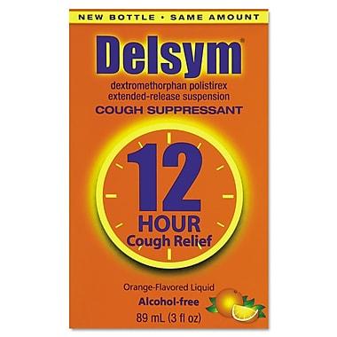 Delsym® 12 Hour Relief Alcohol Free Orange Adult Cough Suppressants