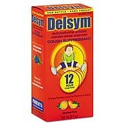 Delsym® Alcohol Free Children's Cough Suppressant, 12 Hour Relief, Orange, 5 oz. Bottle