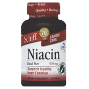 Schiff® Flush-Free Niacin Tablets, 100/Pack