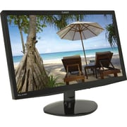 "PLANAR PLL2010MW 20"" Black LED-Backlit LCD Monitor, DVI"