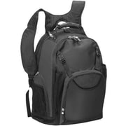 Panasonic® ToughMate Top Loader Backpack For Notebook, Black