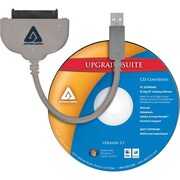 Apricorn ASW-USB3-25 0.20' USB to SATA Data Transfer Cable, Gray