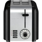 Cuisinart® 2-Slice Compact Toaster, Stainless