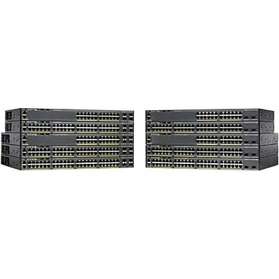 Cisco™ Catalyst 2960-XR 24 Port Gigabit Ethernet Switch