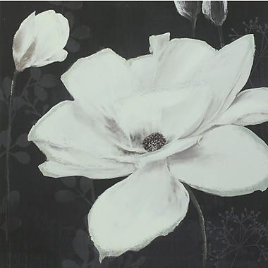 Wild & White Flower I, Canvas, 24