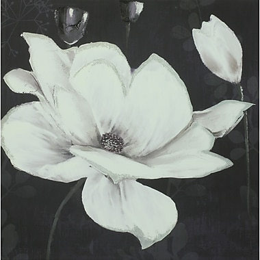 Wild & White Flower II, Canvas, 24