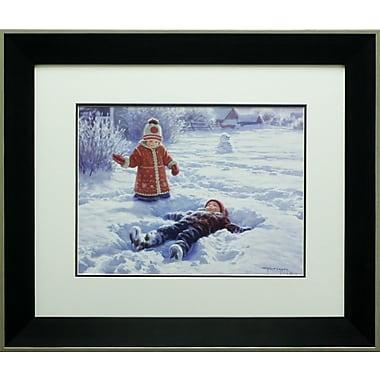 Snow Angels, Framed, 18