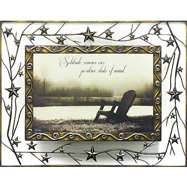 Solitude, Metal, Framed, 12