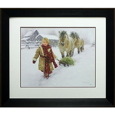 Hay For My Friends, Framed, 22
