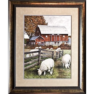 Shiloh Creek Farm, Framed, 24