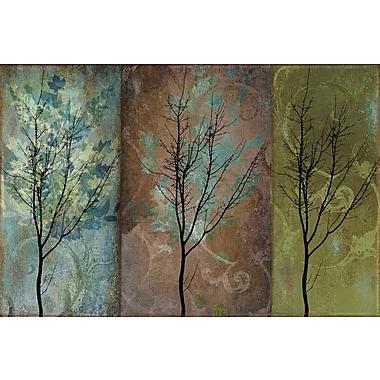 Tree Story I, Canvas, 24