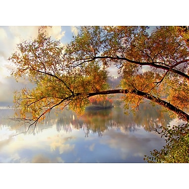 Juniper Lake, Framed, 24