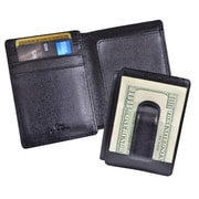 Royce Leather Wallet Black
