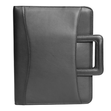 Royce Leather Zip Around Binder