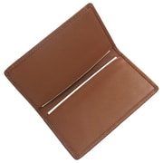 Royce Leather Business Card Case Tan