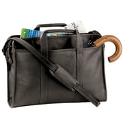 Royce Leather Briefcases, Black