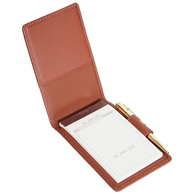 Royce Leather Deluxe Flip Style Note Tan