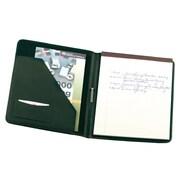 Royce Leather  Writing Padfolio Green